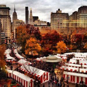 חודש נובמבר בניו יורק 2021