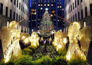 כריסמס בניו יורק – אירועי חודש דצמבר 2021
