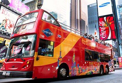 אוטובוס תיירים ניו יורק