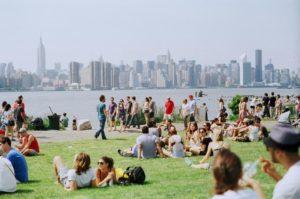 אוגוסט בניו יורק 2021